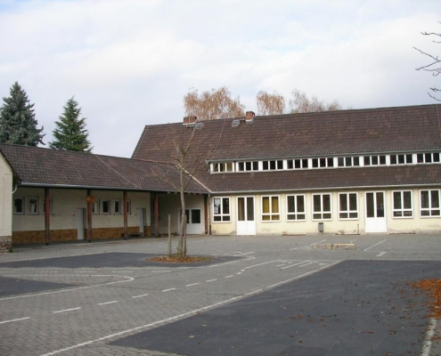 Archivfotos ehemalige Grundschule Bärstadt
